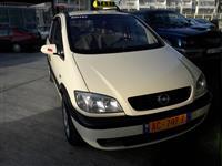Opel zafira 1.8 benzine+gaz