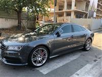 Audi A7 S LINE Shitet ose nderohet me apartament
