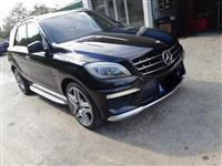 Benz ML6.3 amg 2013 packet performance 557hp!!