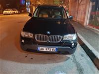 BMW X3 2009 .2.5  panorama