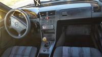 Mercedes C 180 benzin+gaz