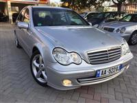 MERCEDES C180 KOMPRESSOR LPG SPORTEDITION