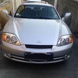 Hyundai Coupe benzin+gaz