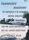 Transport Nderkombetar