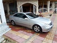 Mercedes Benz CLK 270 cdi