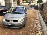 RENAULT SCENIC 2003 NAFTE