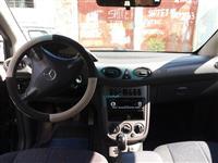 Mercedes benz a clas super ekonomik viti 2004