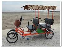 Biciklet Sportive - Summer Family me 4 rrota