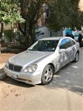 Mercedes Benz C class 220