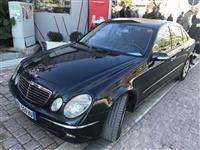 """okazion->Mercedes E 270 cdi manuale """"mundesi ndrim"""