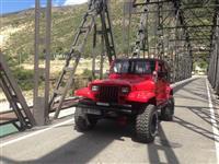 Jeep wrngler 4.0