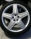 4 Disqe AMG  Benz. Ml.164. 166. 21 inch. origjinal