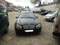 Mercedes-Benz 220 CDi Coupe