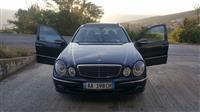 Shesim Mercedez-Benz E270CDI
