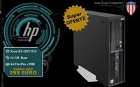 SUPER KOMPJUTER HP WORKSTATION Z230-SFF 299 EURO