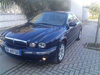 Jaguar  X-type 2002