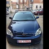 TOYOTA COROLLA,2006,AUTOMAT,NAFTE ME DOGANE