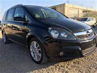 Opel Zafira 1.8 benzin gaz