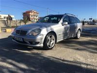 Mercedes C240 GAZ BENZINE
