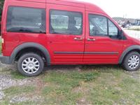 Makina Ford Tourneo connect