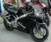 Kawasaki ne gjendje perfekte