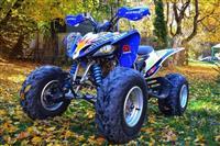 Yamaha Raptor 250r