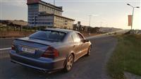 Okazion Mercedes-Benz W211 benzin gaz