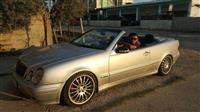 Mercedes Clk 230 benzin+gaz