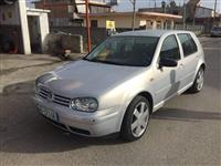 VW Golf IV gaz + benzin