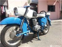 MOTOR MZ TROPHY 250 -80