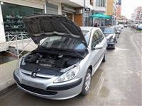 Peugeot 307 me dokumenta