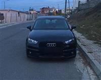 Audi A1 2014 naft 1.4  full 120 km kovertim 17500