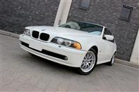 BMW E39 530i 3.0i 231 PS SHADOWLNE ALPIN WEISS III