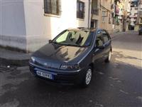 Fiat Punto benzine gaz