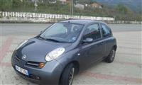 Nissan Micra 1.2 me letra te paguara Ekonomike