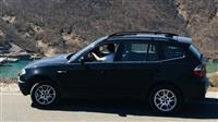 BMW X3, 2006,4x4, benzine/gaz (brc), super komode
