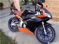 Aprillia rs50 cc -08