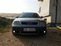 Audi allroad full