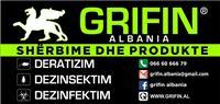DEZINFEKTIM DEZINSEKTIM DERATIZIM GRIFIN ALBANI