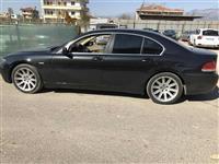 BMW 745i Gaz Benzin Cmimi Diskutueshem