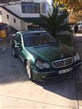 Mercedes benz c class 270 cdi