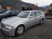 Mercedes C180 benzin euro 4