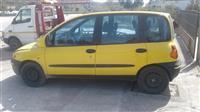 Fiat Multipla 1.6 benzin gas