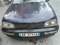 VW Golf 3 benzin+gaz