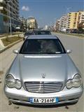 OKAZION Mercedes C220 automatik -02 U SHIT