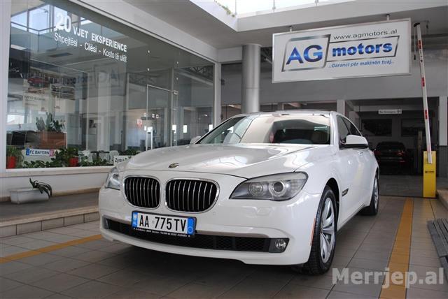 *U SHIT - SOLD* 2011 BMW 740Li - A.G Motors