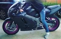 Kawasaki Ninja 900cc me dokumenta te rregullta