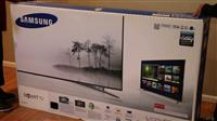 Samsung Curved 65-Inch 4K Ultra HD Smart LED TV (2