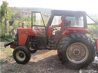 Traktor me goma