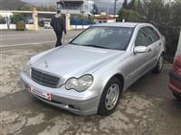 Mercedes C180 benzin-gaz Automatic